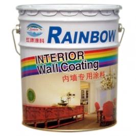 上海虹牌450-3水性内墙涂料亚光